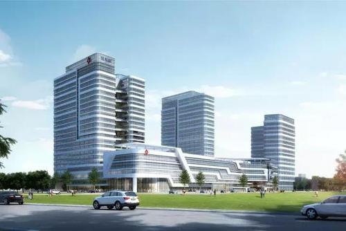 驻马店市第二人民医院门诊医技综合楼项目开工奠基