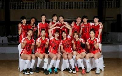 河南女排3∶0战胜中国澳门队 锁定全运会出线权